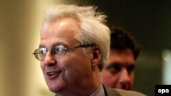 سفیر روسیه در سازمان ملل خواهان به تعویق افتادن رای گیری قطعنامه تحریم ایران است.