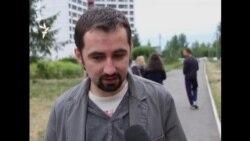 Омский журналист Александр Жиров