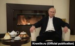 Пасхальное обращение к стране Владимира Путина