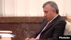 Armenia -- Justice Minister Gevorg Danielian, undated