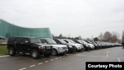 Skupocjeni službeni automobili, ilustrativna fotografija