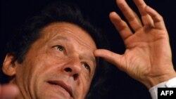 د تحريک انصاف مشر، عمران خان