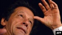 د پاکستان تحریک انصاف مشر عمران خان
