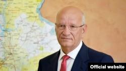 Оренбур өлкәсе губернаторы Юрий Берг