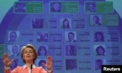 Ursula von der Leyen saopštila je imena novih komesara koji će predstavljati ovaj izvršni organ Evropske unije u narednih pet godina