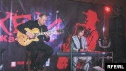 Джаз-дует - Жан-П'єр Фрелі та Олексій Боголюбов. Рівне 8 лютого 2009 р.