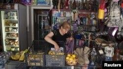 В Ленингоре магазины делились на «грузинские» и «русские», в зависимости от поставок товаров