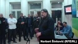 Sa dodele nagrade, foto: Norbert Šinković
