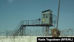 Тюремная сторожевая вышка. Иллюстративное фото.