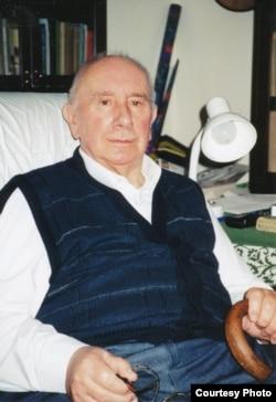 Глеб Рар. 2002 год (фото: Иван Толстой)