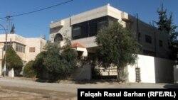 جانب من حي سكني في عمان