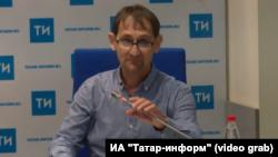 """Дмитрий Киселёв, сотрудник ИА """"Татар-Информ"""""""