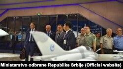 Delegacija Srbije, na čelu sa ministrom odbrane Aleksandrom Vulinom, krajem jula u Pekingu