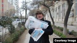 Газету «Єні Мюсават» офіційні листоноші не розносять