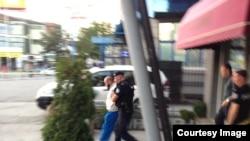 Jedno od hapšenja kosovskih učesnika u ratovima na strani ISIS-a