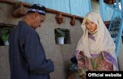 """Кадр из узбекского фильма """"Паризод"""", получившего Гран-при кинофестиваля """"Киношок""""."""