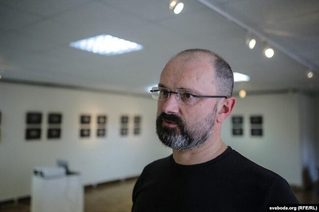 Архітэктар, рэстаўратар і калекцыянер Вадзім Гліннік