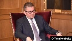 Христијан Мицкоски, Претседател на ВМРО-ДПМНЕ .