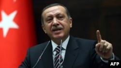 Թուրքիայի վարչապետ Ռեջեփ Թայիփ Էրդողան