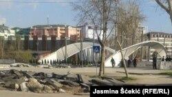 Most preko Ibra