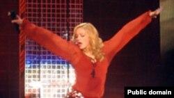 Мадонна в Лос-Анджелесе. Май 2006 года. Wikipedia.