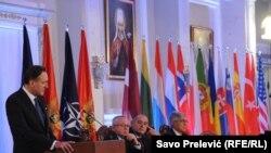 Sastanak parlamenata C. Gore i NATO - Arhiva
