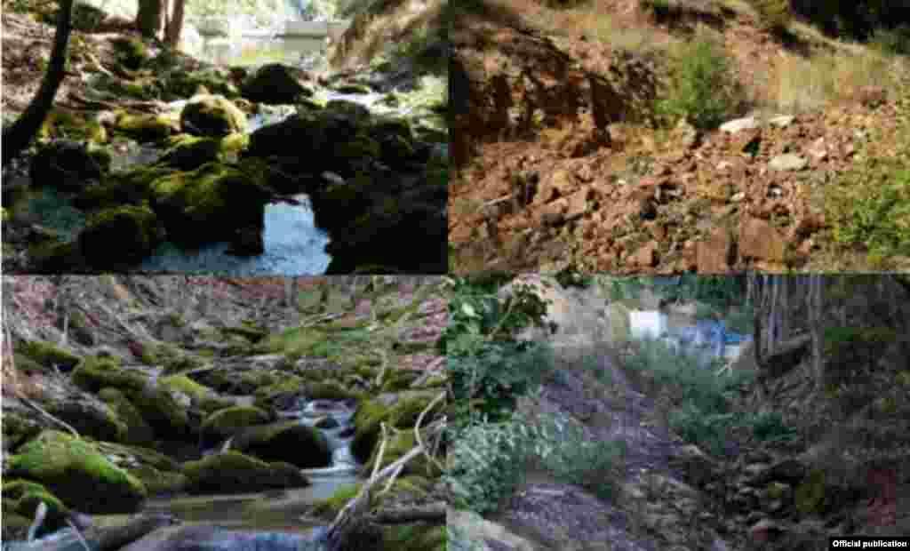 """Извор: """" ЦЕЕ Бенквоч"""" Недопрена река над зафатот на Крива Кобила; суво речно корито под зафатот на Крива Кобила; сува река под зафатот на Брајчинска Река; недопрена река над зафатот на Брајчинска Река"""