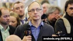 AzadlıqRadiosunun Belarusdakı bir müxbiri Ales Daşçinski