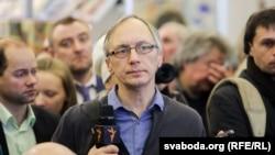 Алесь Дашчынскі, люты 2019