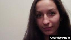 Ана Тодоровска, студент по Психологија на Филозофски факултет при УКИM, член на младинската организација Мугра.