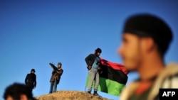 Forcat anti-qeveritare në Libi