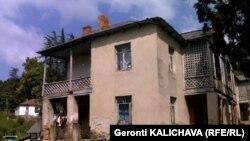 სოფელი ხეთა, დაფნისა და ციტრუსის ყოფილი მეურნეობის კორპუსი