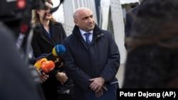 Заступник генерального прокурора, керівник Спільної слідчої групи (JIT) від України Гюндуз Мамедов