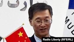 کابل کې د چین سفیر یو جينګ