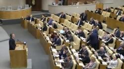 Rus kanun çykaryjysy protestçileriň hukuklaryny has-da çäklendirmek üçin kanun taslamalaryny hödürleýär