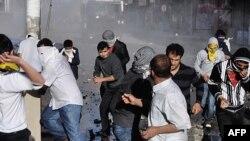 Протести на курдите во Турција, 20 април 2011