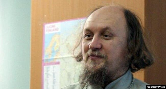 Отець Олександр Шрамко