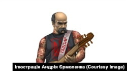 PHOTOGALLERY: Spiderman, Cthulhu And Rocker: 11 Most Unusual Portraits Of Ukrainian Poet Taras Shevchenko (1814 - 1861)