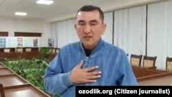 Mirishkor tumani sobiq hokimi Ravshan Komilov