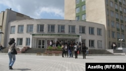 Европа шурасы вәкиллеге Кырым инженер-педагогия университетында да булган