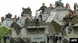 Польский журналист говорит о грузинской армии, что «это крепкие, вооруженные до зубов мужчины»