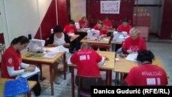 Obuka je organizovana tri puta nedeljno, u tri grupe, po tri sata