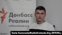 Артур Чуйков, волонтер, сын пленной группировки «ДНР»