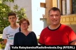 Річард Арнольд з українськими колегами