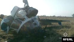 На борту гелікоптера перебували дві людини