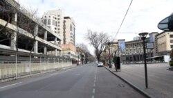 Երևանում փակ են ռեստորանները, բաց՝ որոշ առևտրի կենտրոններ
