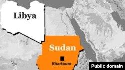 منابع دولتی لیبیایی تایید کرده اند که هواپیمای سودانی در خاک این کشور فرود آمده است.