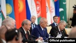 ШКУ саммити, Ташкент. 24-июнь