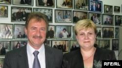 Олександр Попов, Катерина Лук'янова