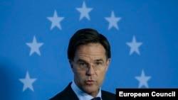 Kryeministri i Holandës, Mark Rutte.